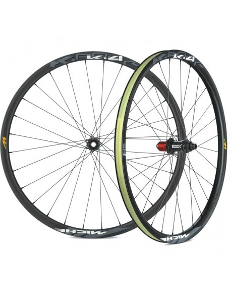 Ruote MTB MICHE K4 carbon tubeless disc boost
