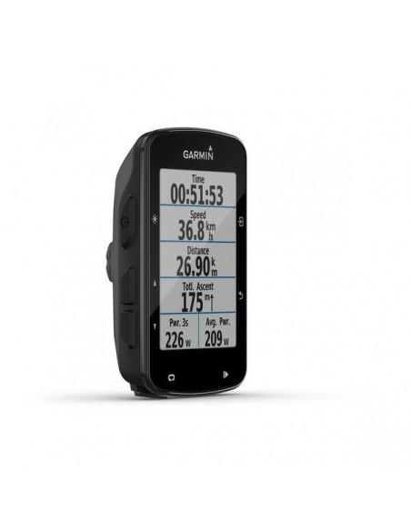 Ciclocomputer GPS GARMIN Edge 520 inclusi 2 supporti manubrio