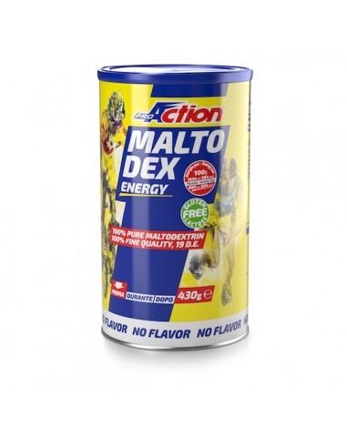 AA11006 - PROACTION MALTO DEX 100% PURE senza gusto 430 GR