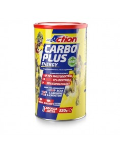 PROACTION CARBO PLUS ENERGIZER INTEGRATORE ENERGETICO 530 gr