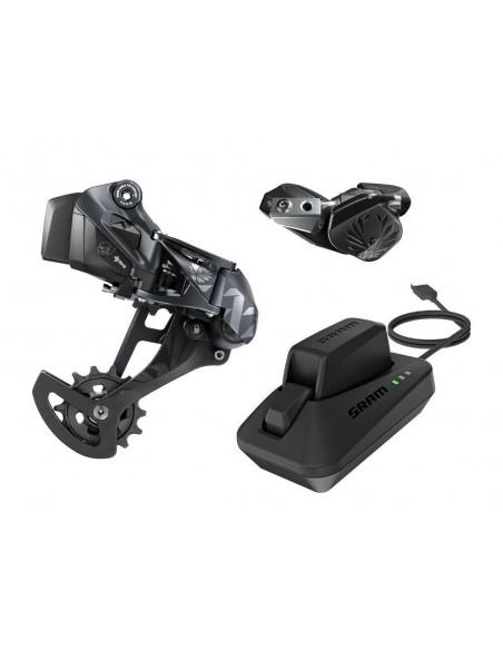 Gruppo SRAM XX1 AXS Black EAGLE DUB 12 velocita' elettronico wireless PREORDER