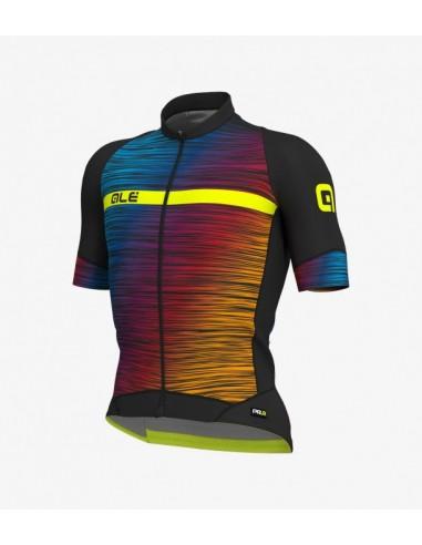 Maglia ciclismo ALE' GRAPHICS PRR THE END multicolor 2019