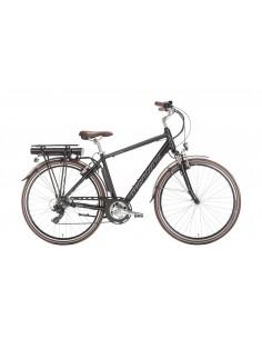 City bike elettrica Montana E-BLUECITY 6 velocità uomo