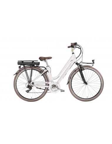 Bici elettrica da donna Montana E-BLUECITY 6v