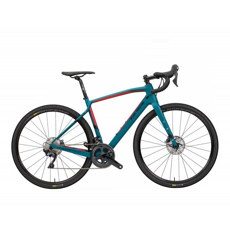 Bici In Carbonio Gravel WILIER Jena 2019 Sram Rival 1x11