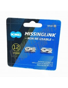 Missing link falsamaglia KMC 2 set 12 velocita' SILVER