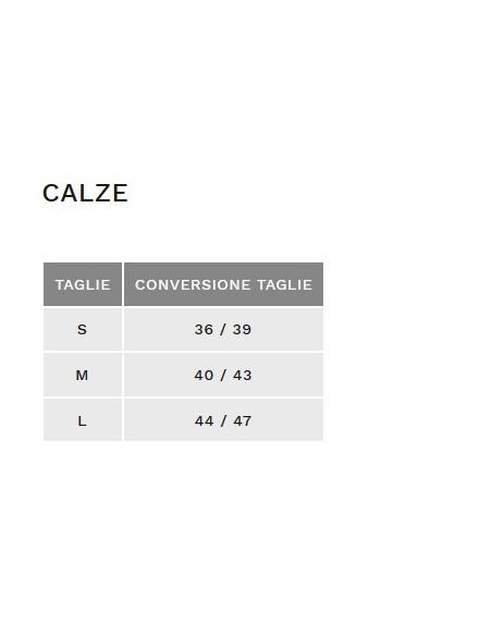 Calzini ciclismo ALE' TEAM SOCKS 20 nero 2018