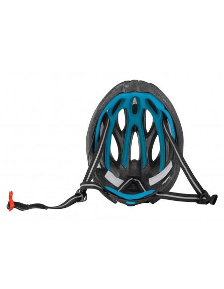 Casco bici MTb e corsa Force Bull blu 2020