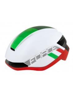 Casco bici da strada road Force ORCA tricolore italia