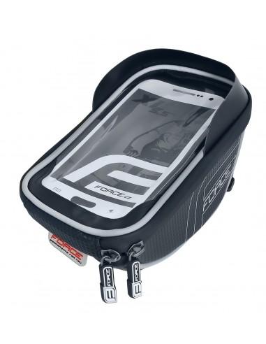 Borsello bici anteriore Force Phone porta cellulare smartphone