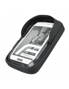 Borsello bici anteriore Force porta cellulare smartphone SMART XL 5,5""