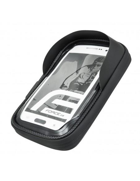 """Borsello bici anteriore Force porta cellulare smartphone SMART XL 5,5"""""""