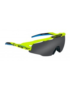 Occhiali per bici ciclismo FORCE EVEREST fluo
