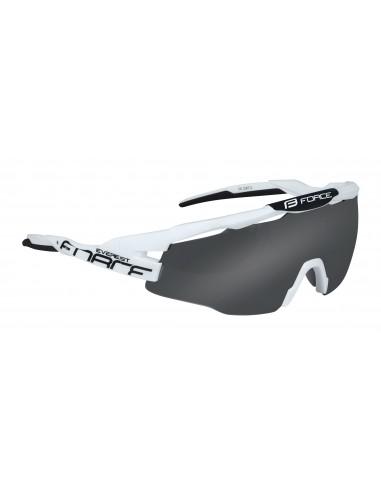 Occhiali per bici ciclismo FORCE EVEREST fluo