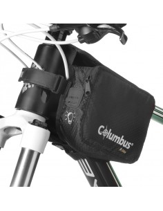Borsa da telaio porta smartphone COLUMBUS FRAME BAG 2 litri