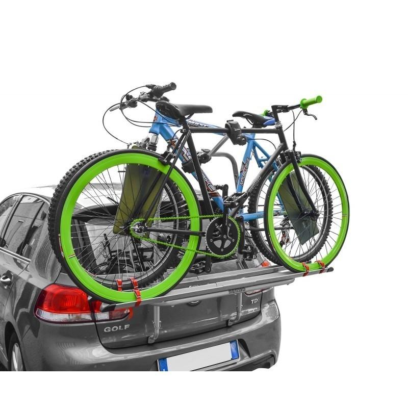 PORTABICI PER 3 biciclette supporto post rimorchio frizione supporto ribaltabile