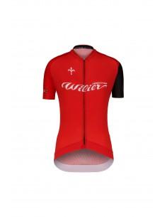 Maglia bici ciclismo WILIER CLUB ROSSO donna