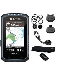 Ciclocomputer GPS bici...