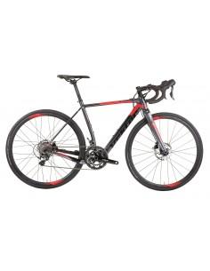 Bici elettrica in alluminio STRADA EBIKE VEKTOR E-RAW 2019