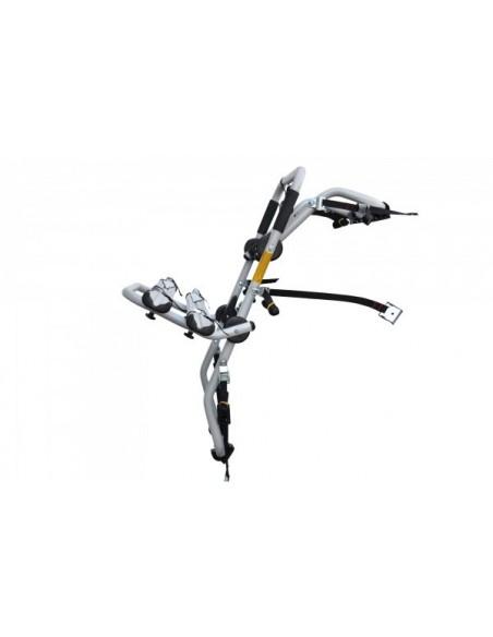 Portabici posteriore PERUZZO Padova in alluminio 2 bici art. 650