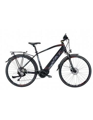 City bike elettrica Vektor E-RAIL 10v UOMO
