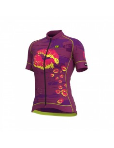 Maglia ciclismo donna ALE'...