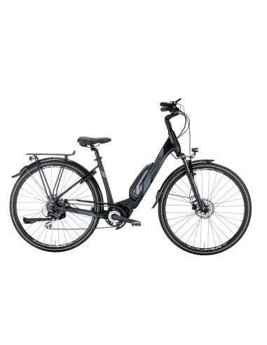 City bike elettrica Montana E-JET CITY 8 velocità DONNA