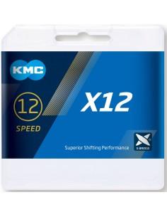 Catena KMC X12 126 maglie...