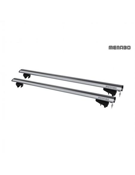 Barra portatutto MENABO' Lince silver