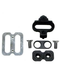 Tacchette pedali Exustar cleats SPD E-C05