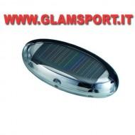 Luce anteriore per bici a carica solare OWLEYE LS T