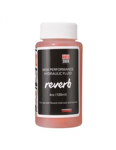15424 - ROCK SHOX OLIO ROCKSHOX PER REGGISELLA REVERB , 120ML E - REVERB/SPRINT REMOTE