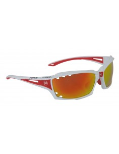 18074 - FORCE OCCHIALI FORCE VISION WHITE/RED