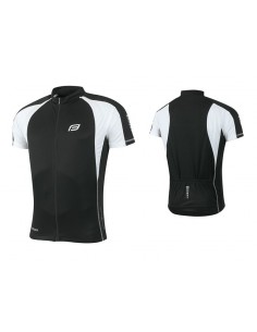 18143 - FORCE JERSEY MAGLIA T10 BLACK-WHITE