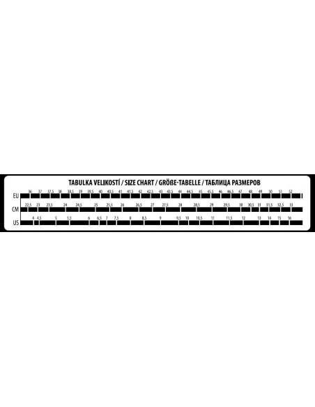 13214 - FORCE SCARPE ROAD STRADA BIKE  WHITE LOOK 3 STRAP