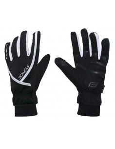18114 - FORCE GUANTI WINTER ULTRATECH BLACK