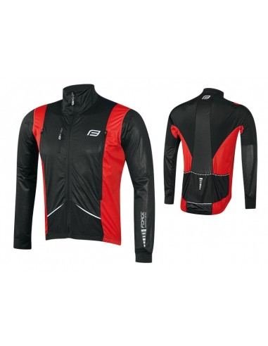 18139 - FORCE JERSEY GIACCA  X58 MAN BLACK-RED