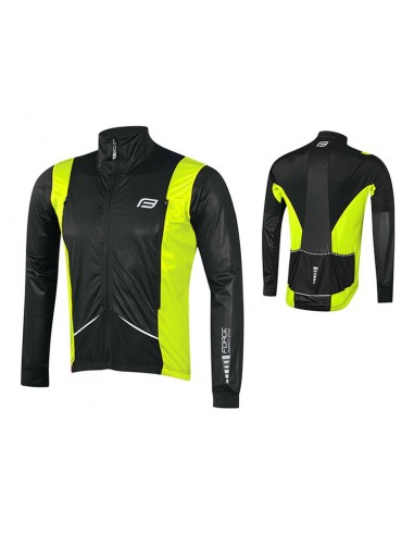 18141 - FORCE JERSEY GIACCA  X58 MAN FLUO