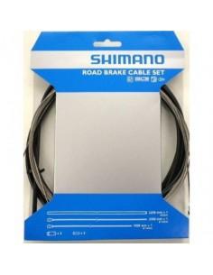 BA12553 - SHIMANO CAVI SP41 GUAINE FRENO ROAD NERO  Y80098011