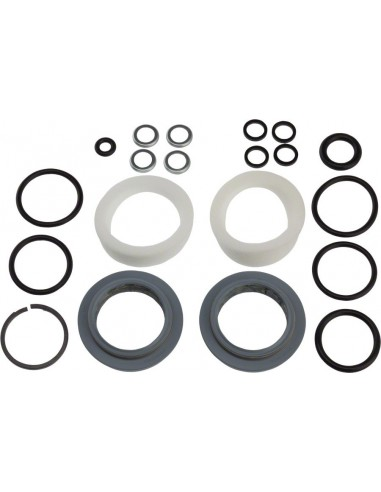 Kit revisione Rock Shox service kit BASIC Recon SILVER  2013 2014