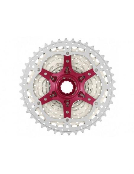 Cassetta pignoni MTB SUNRACE mx8 11 velocita' Shimano Sram