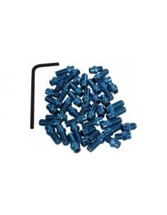 Pin colorati di ricambio per pedali EXUSTAR 8 mm 40 pezzi