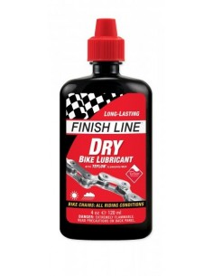 Olio per catena Finish Line Teflon plus 120 ml DRY