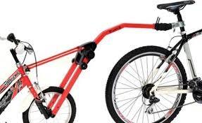 Barre traino bici