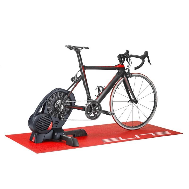 Tappetini per rulli bici